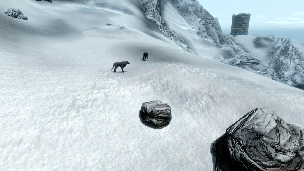 Мелкие волки и не страшные издали