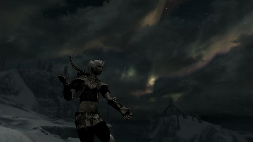 Волки больше не пугают, рука сама выдергивает стрелы, а лук прыгает в руку