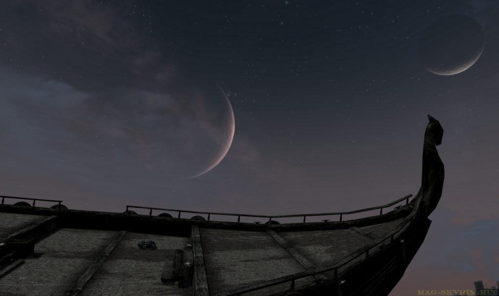 краб на соленм молоте и две луны