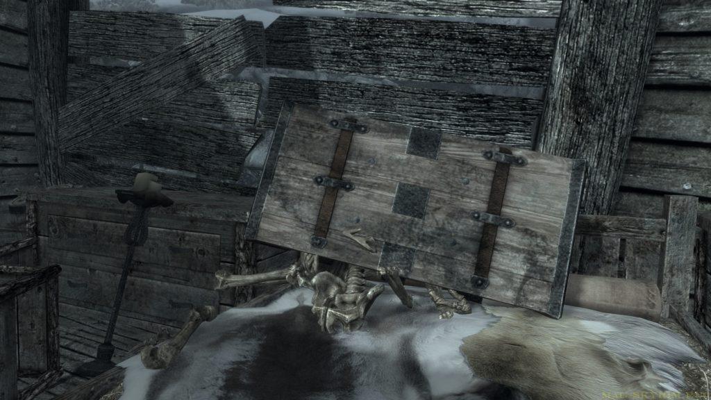 сундук похоронил капитана соленого молота